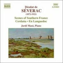 Musica per Pianoforte, vol.1 (Digipack) - CD Audio di Deodat de Severac