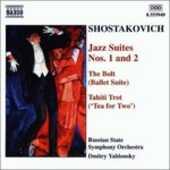 CD Jazz Suites n.1, n.2 Dmitri Shostakovich