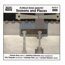 Seasons and Places - CD Audio di Florian Ross