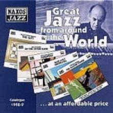 Sampler Naxos Jazz - CD Audio