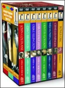 Jazz Icons Box. Vol. 2 (7 DVD)