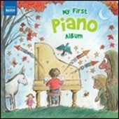 CD My First Piano Album