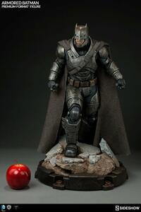 Batman Vs Superman Dawn Of Justice: Armored Batman Premium Statue - 2