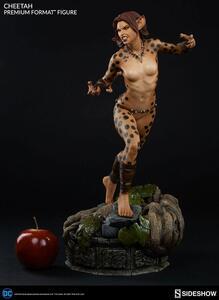 Dc Comics: Cheetah Premium Format Statue Variant - 2