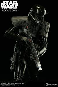 Star Wars Rogue One Premium Format Figure Death Trooper Specialist 53 cm - 2
