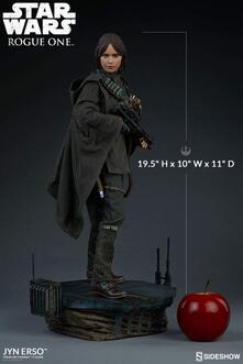 Star Wars: Rogue One. Jyn Erso Premium Format Statue