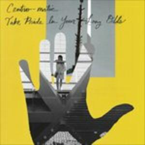 Take Pride in Your Long Odds - Vinile LP di Centro-Matic