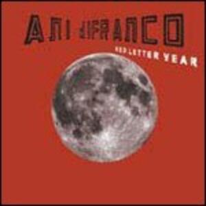 Red Letter Year - Vinile LP di Ani DiFranco
