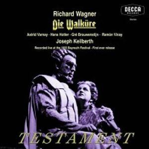La Valchiria (Die Walküre) - Vinile LP di Richard Wagner
