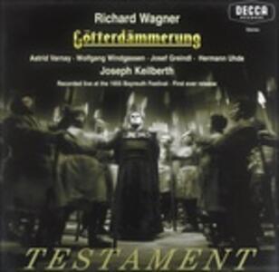 Il crepuscolo degli dèi (Gotterdämmerung) - Vinile LP di Richard Wagner,Astrid Varnay,Wolfgang Windgassen,Hermann Uhde,Josef Greindl,Joseph Keilberth