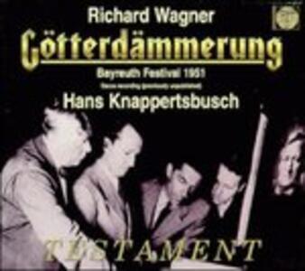 Il crepuscolo degli dèi - Vinile LP di Richard Wagner,Hans Knappertsbusch