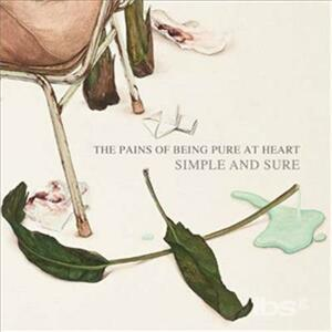 Simple & Sure - Vinile 7'' di Pains of Being Pure at Heart