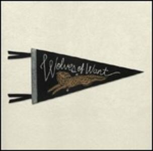 Wolves Of Want - Vinile LP di Bent Shapes