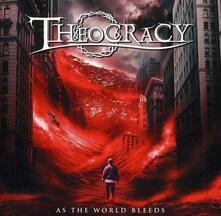 As the World Bleeds - Vinile LP di Theocracy