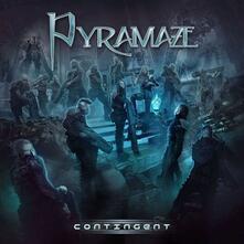 Contingent - Vinile LP di Pyramaze