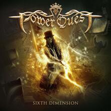 Sixth Dimension - Vinile LP di Power Quest