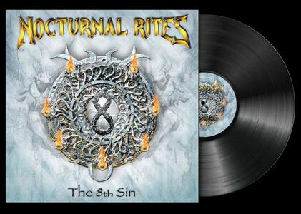 8th Sin - Vinile LP di Nocturnal Rites