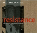 Cover CD Colonna sonora Resistance