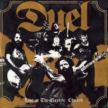 Live at the Electric Church (Coloured Vinyl) - Vinile LP di Duel