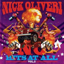 N.O. Hits at All vol.5 - Vinile LP di Nick Oliveri