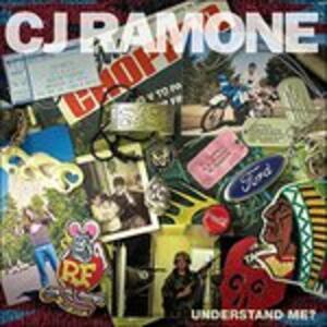 Understand Me? - Vinile 7'' di CJ Ramone