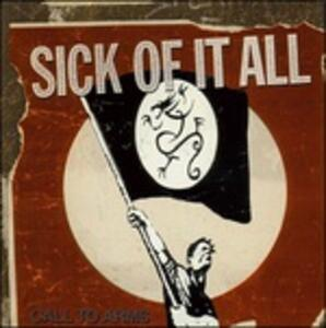 Call to Arms - Vinile LP di Sick of it All