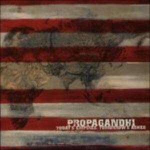 Today's Love Songs, Tomorrow's Blues - Vinile LP di Propagandhi
