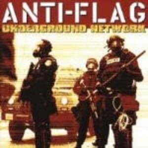 Underground Network - Vinile LP di Anti-Flag
