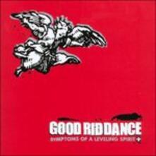 Symptoms of a Leveling Spirit - Vinile LP di Good Riddance