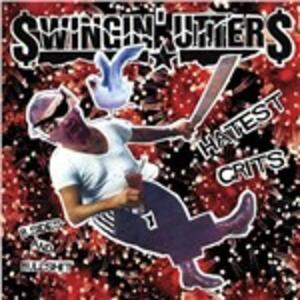 Hatest Hits - Vinile LP di Swingin' Utters