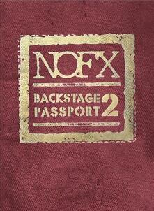 Backstage Passport vol.2 (2 DVD) - DVD