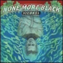 Icons - CD Audio di None More Black
