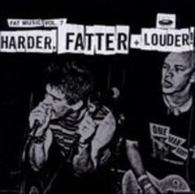 Harder Fatter + Louder 7 - CD Audio