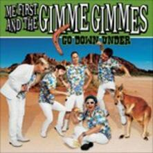 Go Down Under - Vinile LP di Me First and the Gimme Gimmes