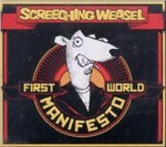 First World Manifesto - Vinile LP di Screeching Weasel