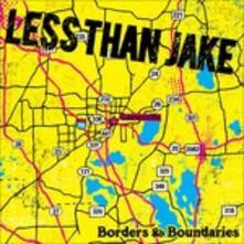 Borders - Vinile LP + DVD di Less Than Jake