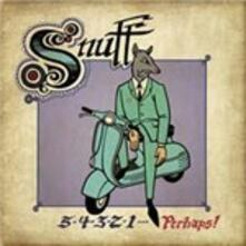 5-4-3-2-1... Perhaps? - CD Audio di Snuff
