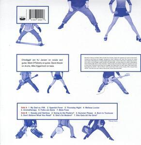 From Scene to - Vinile LP di Chixdiggit - 2