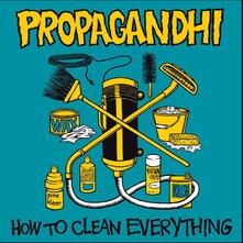 How to Clean Everything - CD Audio di Propagandhi