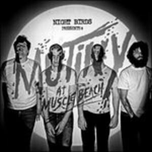Mutiny At Muscle Beach - Vinile LP di Night Birds