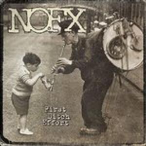 First Ditch Effort - Vinile LP di NOFX