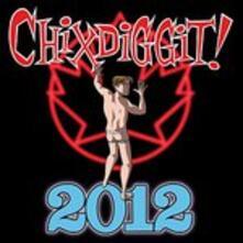 2012 - Vinile LP di Chixdiggit