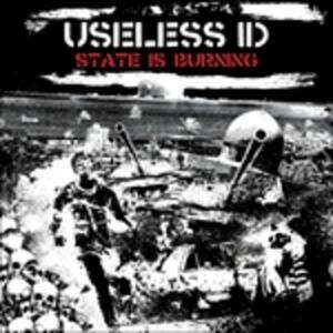 State Is Burning - Vinile LP di Useless Id