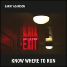 Know Where To Run - Vinile LP di Barry Adamson