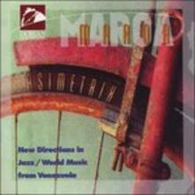 Asimetrix - CD Audio