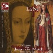 Music for Joan the Mad - CD Audio
