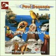 Tocatas Galeonicas - CD Audio di Paul Desenne