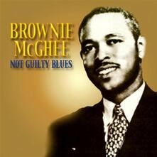 Not Guilty Blues - CD Audio di Brownie McGhee