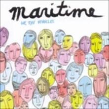 We the Vehicles - CD Audio di Maritime