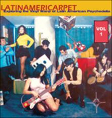 Latinamericarpet - CD Audio